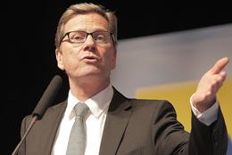 Westerwelle unterstützt FDP in Borken