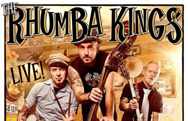 The Rhumba Kings - Alabama & Altfässchen
