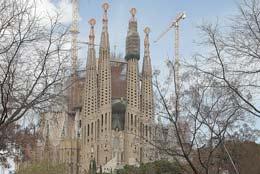 Sagrada Familia bis 2026 fertig